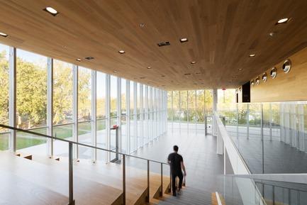 Dossier de presse | 774-10 - Communiqué de presse | L'Ordre des architectes du Québec dévoile les gagnants de ses Prix d'excellence en architecture 2019 - Ordre des architectes du Québec (OAQ) - Concours - Quai5160_MaisondelaculturedeVerdun_FABG - Crédit photo : Steve Montpetit