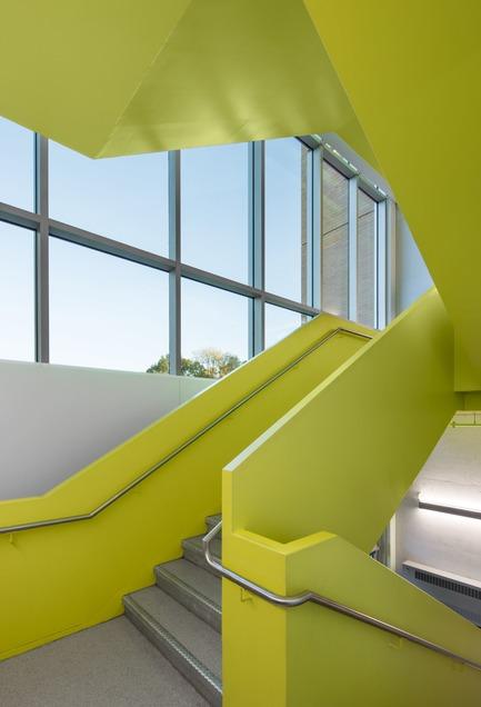 Press kit | 774-10 - Press release | L'Ordre des architectes du Québec dévoile les gagnants de ses Prix d'excellence en architecture 2019 - Ordre des architectes du Québec (OAQ) - Concours - EcoleBaril_BBBL - Photo credit: Stéphane Brügger