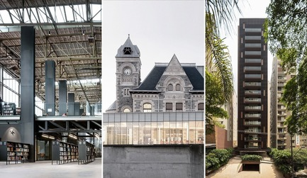 Dossier de presse | 809-27 - Communiqué de presse | Meet the Finalists of the 2019 AZ Awards - AZURE - Competition - <b><i>Heritage + Preservation/Adaptive Re-Use Architecture<br></i></b><br><b>Civic Architects:</b> LocHal Public Library, Tilburg, The Netherlands<br><br><b>RDHA:</b> Idea Exchange Old Post Office, Cambridge, Canada<br><br><b>Studio Arthur Casas:</b> Bauman Corporate Retrofit, São Paulo, Brazil<br> - Crédit photo : AZURE