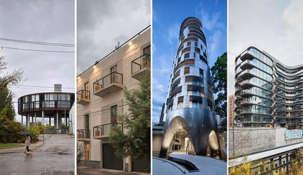 Dossier de presse | 809-27 - Communiqué de presse | Meet the Finalists of the 2019 AZ Awards - AZURE - Competition - <b><i>Residential Architecture – Multi-Unit</i></b><br><br><b>5468796 Architecture:</b> 62M, Winnipeg, Canada<br><br><b>BAAQ':</b> Lirio 7, Mexico City, Mexico<br><b><br>Revery Architecture:</b> 1245 Harwood, Vancouver, Canada<br><br><b>Zaha Hadid Architects:</b> 520 West 28th, New York City, U.S.<br> - Crédit photo : AZURE