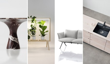 Dossier de presse | 809-27 - Communiqué de presse | Meet the Finalists of the 2019 AZ Awards - AZURE - Competition - <b><i>Furniture Design</i></b><br><br><b>Alinea Design Objects:</b> Angelo M by Leo Aerts<br><br><b>Glimakra of Sweden:</b> GreenFrame by Kauppi & Kauppi<br><br><b>Magis:</b> Officina sofa by Ronan and Erwan Bouroullec<br><br><b>Reform:</b> UP by Lendager Group<br> - Crédit photo : AZURE
