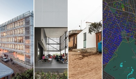Press kit | 809-27 - Press release | Meet the Finalists of the 2019 AZ Awards - AZURE - Competition - <b><i>Social Good</i></b><br><br><b>COOKFOX Architects:</b>&nbsp;Neeson Cripps Academy, Phnom Penh, Cambodia<br><br><b>El Dorado:</b>&nbsp;Highlander Accelerator, Omaha, U.S.<br><b><br>LLATAS:&nbsp;</b>Leandra Ortega's Human Settlement Social Housing, Lima, Peru<br><br><b>Loci Architecture:&nbsp;</b>Gowanus Atlas, New York City, U.S.<br> - Photo credit: AZURE