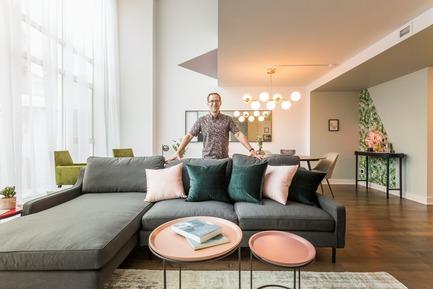 Dossier de presse | 788-06 - Communiqué de presse | Après le prêt-à-porter et le prêt-à-cuisinier, voici le Prêt à vivre - Clairoux - Design d'intérieur résidentiel - Crédit photo : Julien Perron-Gagné
