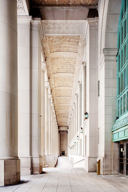 Press kit | 612-14 - Press release | EVOQ Architecture appointments ensure continuity of firm's legacy - EVOQ Architecture - Institutional Architecture - Union Station - Colonnade - Photo credit: EVOQ Architecture