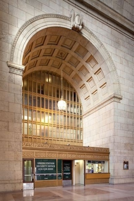 Press kit | 612-14 - Press release | EVOQ Architecture appointments ensure continuity of firm's legacy - EVOQ Architecture - Institutional Architecture - Union Station - Arch - Photo credit: EVOQ Architecture