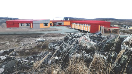 Dossier de presse | 612-14 - Communiqué de presse | EVOQ Architecture appointments ensure continuity of firm's legacy - EVOQ Architecture - Architecture institutionnelle -  Centre de réadaptation pour jeunes filles, Inukjuak, Nunavik, QC  - en consortium avec CGA - Crédit photo : EVOQ Architecture
