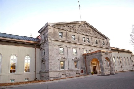 Press kit | 612-14 - Press release | EVOQ Architecture appointments ensure continuity of firm's legacy - EVOQ Architecture - Institutional Architecture - Rideau Hall - Photo credit: EVOQ Architecture