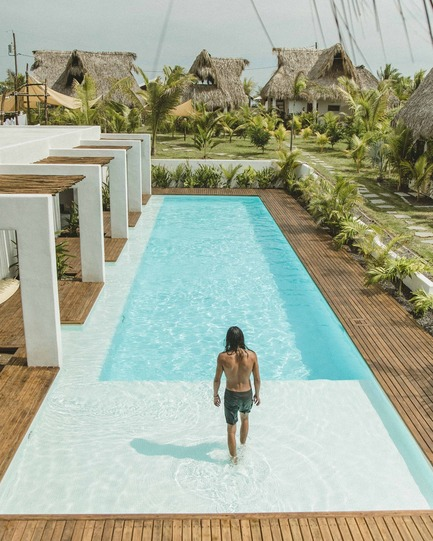 Press kit | 3912-01 - Press release | Swell - Surf & Lifestyle Hotel - Swell Guatemala - Commercial Architecture - Photo credit: Zac White