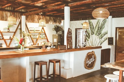 Press kit | 3912-01 - Press release | Swell - Surf & Lifestyle Hotel - Swell Guatemala - Commercial Architecture - Photo credit: Elan Ibghy
