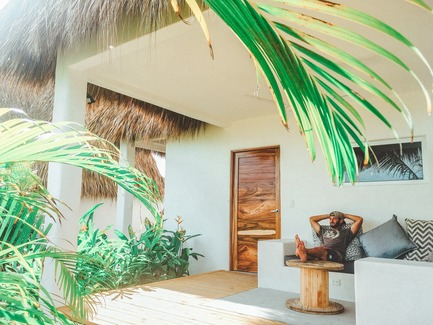 Press kit | 3912-01 - Press release | Swell - Surf & Lifestyle Hotel - Swell Guatemala - Commercial Architecture - Photo credit: Marie Bonnefond