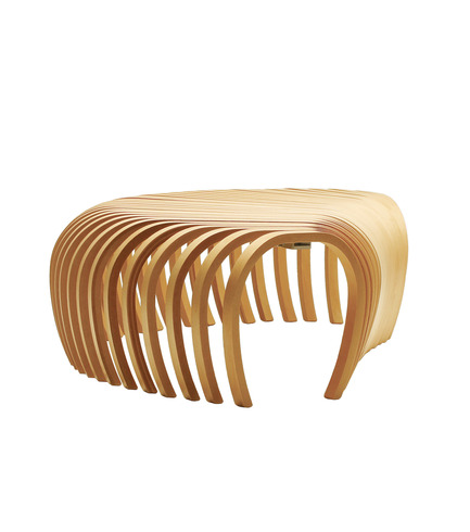 Press kit | 1037-01 - Press release | the Ribs Bench - DesignByThem - Industrial Design