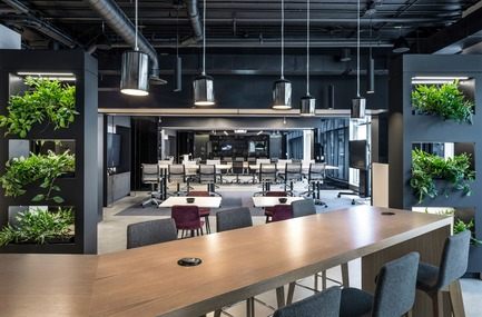 Dossier de presse | 865-35 - Communiqué de presse | Stimulate Idea Generation and Business Growth Through Well-Designed Collaborative Spaces - Lemay - Design d'intérieur commercial -  BDO | Bureau national  - Crédit photo : Claude-Simon Langlois