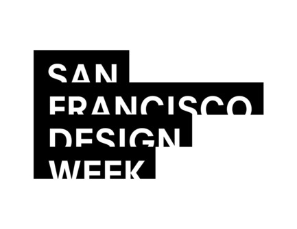 Press kit | 2949-03 - Press release | San Francisco Design Week 2019 - San Francisco Design Week / AIGA SF - Event + Exhibition - San Francisco Design Week Logo.<br> - Photo credit:   Logo design by Manual for San Francisco Design Week<br>