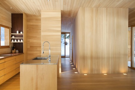Press kit | 720-05 - Press release | La Luge - YH2 - Residential Architecture - Photo credit: Francis Pelletier