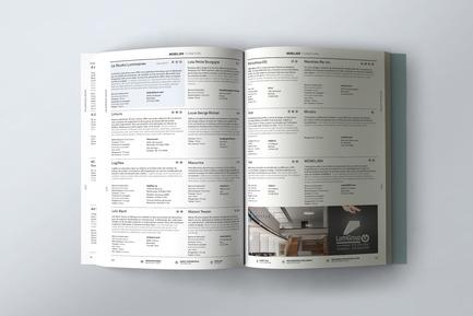 Press kit | 611-33 - Press release | Lancement de la 12e édition du guide 300 adresses design pour aménager et rénover - Index-Design - Edition - 12e edition of the guide 300 design listings to design and renovate - Photo credit: Index-Design
