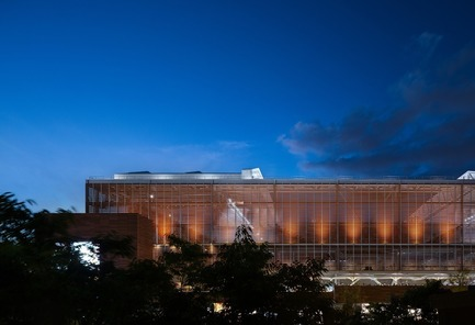 Press kit | 3862-01 - Press release | Fifth edition: The Prix Versailles celebrates the world's most beautiful campuses, passenger stations and sports facilities - Secretariat of the Prix Versailles - Lifestyle -  Louis  Armstrong  Stadium - Photo credit: United States Tennis Association<br>