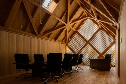 Press kit | 3544-01 - Press release | Tomioka Chamber of Commerce and Industry - Tezuka Architects - Institutional Architecture - Photo credit: Katsuhisa Kida/FOTOTECA