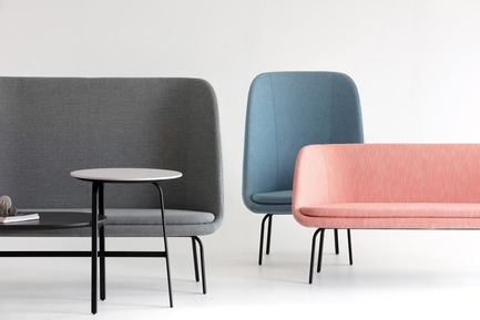 Dossier de presse | 809-28 - Communiqué de presse | Announcing the Winners of the 2019 AZ Awards - AZURE - Concours - Best in Furniture Systems and Collections Winner:<br><br>Allsteel (U.S.): Park, by Norm Architects (Denmark)<br> - Crédit photo : AZURE