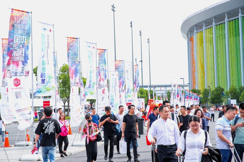 Press kit | 3383-01 - Press release | CIFF Shanghai 2019 A Paradigm for Global Living - China Trade Macalline Exhibition Co. Ltd. - Event + Exhibition - Photo credit: CIFF
