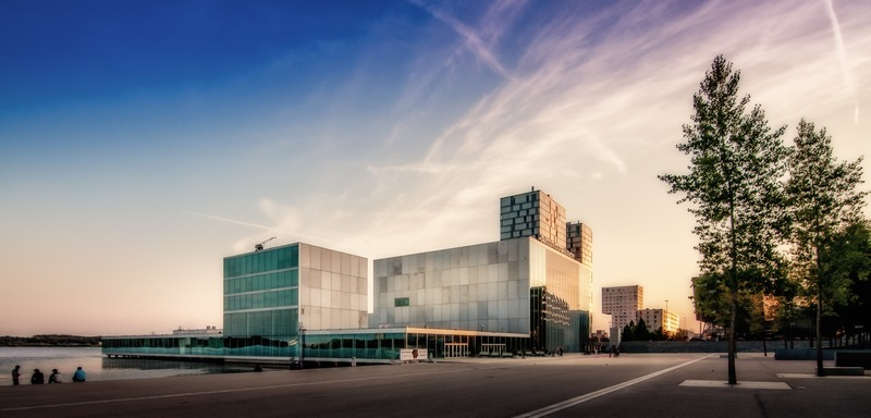 Dossier de presse | 3966-01 - Communiqué de presse | The World's Greatest Names in Architecture on less than a Square Kilometre of Reclaimed Land - Almere City Marketing - Design urbain - Kunstlinie Almere Flevoland (KAF) by SANAA - Crédit photo : Archimere