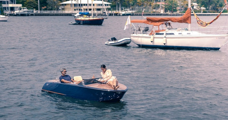 Press kit | 3319-04 - Press release | Beau Lake introduces the Tahoe '14 and Lugano '14 Electric Runabouts - Beau Lake - Product - Photo credit: Olivier Staub