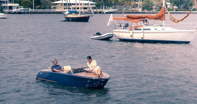 Dossier de presse | 3319-04 - Communiqué de presse | Beau Lake introduces the Tahoe '14 and Lugano '14 Electric Runabouts - Beau Lake - Produit - Crédit photo : Olivier Staub