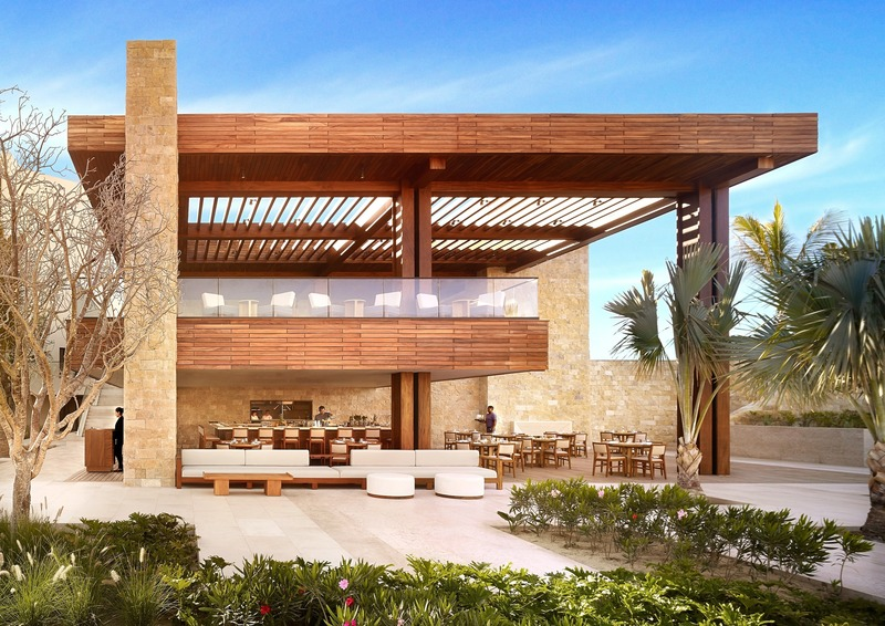Dossier de presse | 661-53 - Communiqué de presse | World Architecture Festival 2019 Shortlist Heralds a Sustainable Future - World Architecture Festival (WAF) - Concours - Nobu Hotel Los Cabos by Studio PCH Inc - Crédit photo : © Barbara Kraft