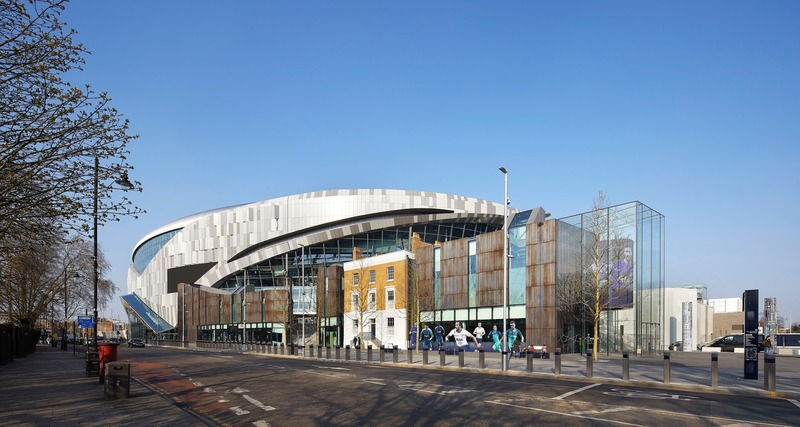 Dossier de presse | 661-53 - Communiqué de presse | World Architecture Festival 2019 Shortlist Heralds a Sustainable Future - World Architecture Festival (WAF) - Concours - Tottenham Hotspurs Stadium by Populous - Crédit photo : © Populous