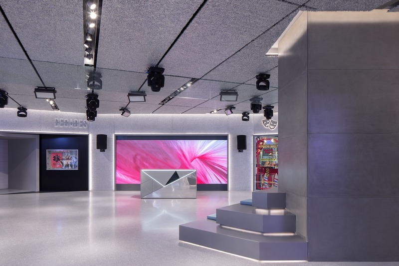 Dossier de presse | 3593-04 - Communiqué de presse | UNI_JOY - anySCALE Architecture Design - Design d'intérieur commercial - Crédit photo : Xia Zhi