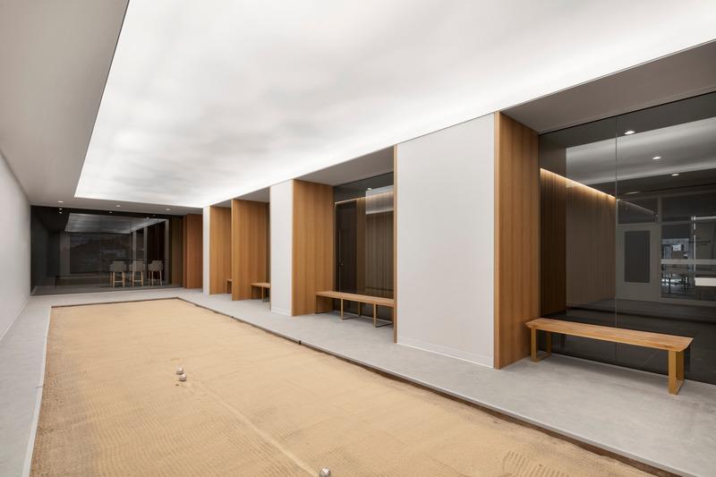 Dossier de presse | 1317-08 - Communiqué de presse | Panorama : s'élever à la hauteur du défi - ACDF Architecture - Architecture résidentielle - Crédit photo : Adrien Williams