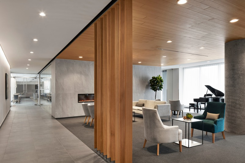 Press kit | 1317-08 - Press release | Panorama: Rising to the Challenge - ACDF Architecture - Residential Architecture - Photo credit: Adrien Williams