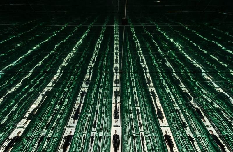 Dossier de presse | 937-02 - Communiqué de presse | Immeubles infinis : bâtiments dans un bâtiment - Jean-Maxime Labrecque Architecte - Art - Immeuble infini 2 - Crédit photo : Frédéric Bouchard