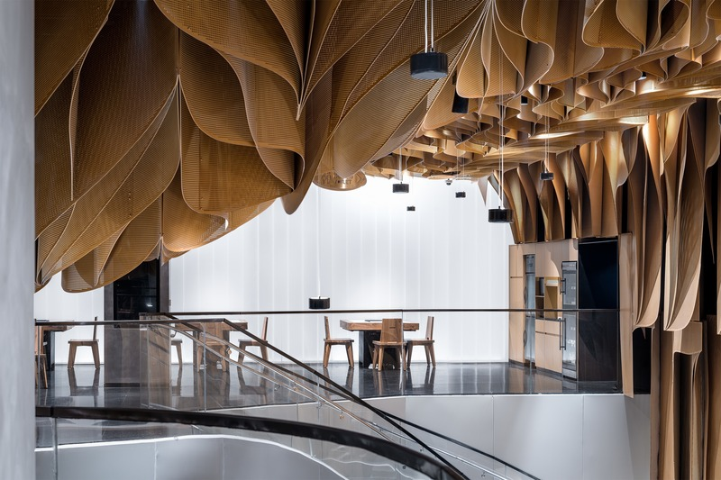 Press kit | 1080-29 - Press release | INSIDE 2019 Shortlist Reveals most Insta-friendly Designs - INSIDE: World Festival of Interiors - Competition - Banu Flagship Restaurant by Studio Link-Arc + Kane A|UD - Photo credit: Quingshan Wu