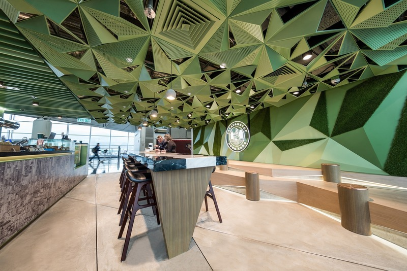 Press kit | 1080-29 - Press release | INSIDE 2019 Shortlist Reveals most Insta-friendly Designs - INSIDE: World Festival of Interiors - Competition - Karavanstop Cafe by One Bite Design Studio - Photo credit: Tai Ngai Lung