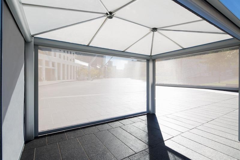 Dossier de presse | 688-06 - Communiqué de presse | Jardin de Ville dévoile ses nouveaux abris de jardin pour l'été 2019 - Jardin de Ville - Design industriel - Square One - Crédit photo :  Adrien Williams