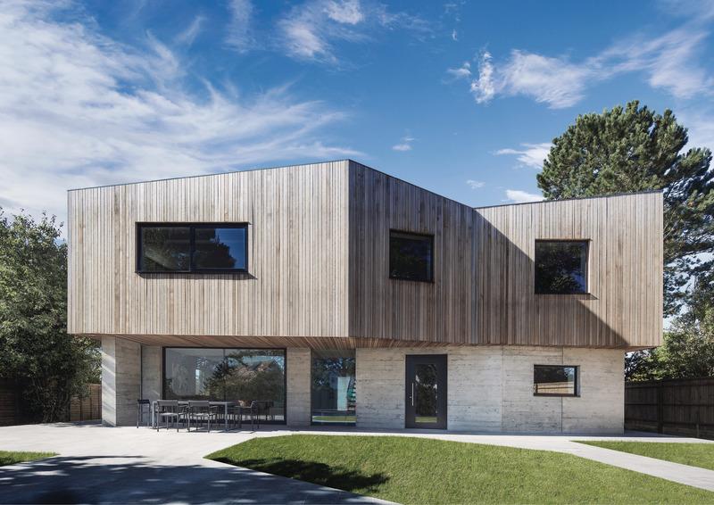 Dossier de presse | 1028-13 - Communiqué de presse | 2019 Shortlist Announced for ABB LEAF Awards - Arena International Group - Architecture industrielle - Creek House, Bosham, UK - Crédit photo : AR Design Studio