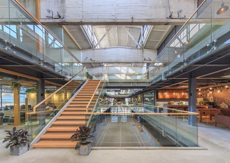 Dossier de presse | 1028-13 - Communiqué de presse | 2019 Shortlist Announced for ABB LEAF Awards - Arena International Group - Architecture industrielle - New Headquarters of Antao: Planet No. 16, Hangzhou, China - Crédit photo : Antao Design