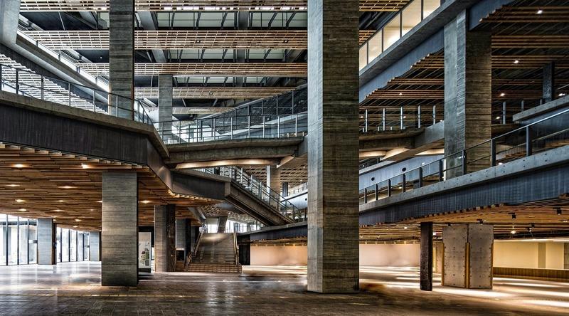 Dossier de presse | 1028-13 - Communiqué de presse | 2019 Shortlist Announced for ABB LEAF Awards - Arena International Group - Architecture industrielle - Nagasaki Prefectural Government Office, Nagasaki, Japan - Crédit photo : Nikken Sekkei