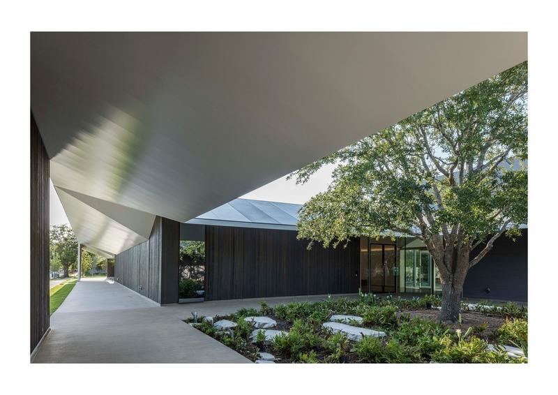 Dossier de presse | 1028-13 - Communiqué de presse | 2019 Shortlist Announced for ABB LEAF Awards - Arena International Group - Architecture industrielle - Menil Drawing Institute, Houston, US - Crédit photo : Johnston Marklee