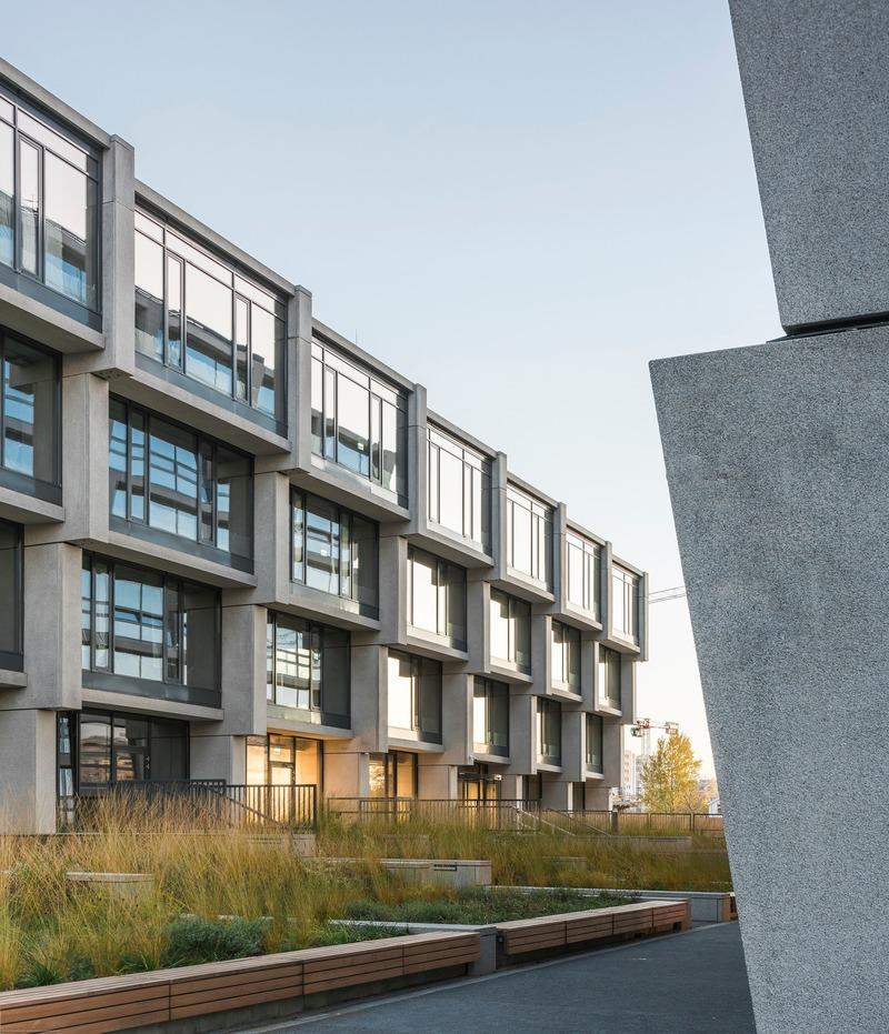 Dossier de presse | 1028-13 - Communiqué de presse | 2019 Shortlist Announced for ABB LEAF Awards - Arena International Group - Architecture industrielle - P4, Warsaw, Poland - Crédit photo : Juliusz Sokolowski