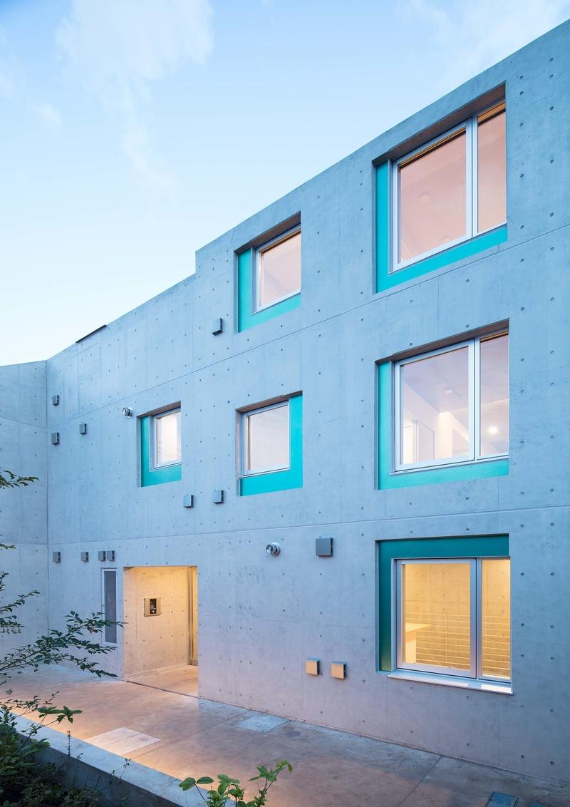 Dossier de presse | 1028-13 - Communiqué de presse | 2019 Shortlist Announced for ABB LEAF Awards - Arena International Group - Architecture industrielle - Daita, Tokyo, Japan - Crédit photo : Sasaki Architecture