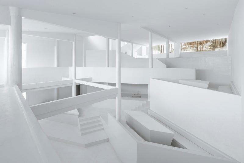 Dossier de presse | 1028-13 - Communiqué de presse | 2019 Shortlist Announced for ABB LEAF Awards - Arena International Group - Architecture industrielle - Annso Hill, Tengchong, China - Crédit photo : STUDIO QI