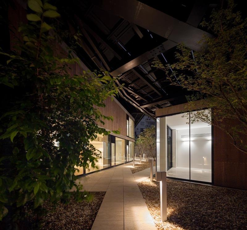 Dossier de presse | 1028-13 - Communiqué de presse | 2019 Shortlist Announced for ABB LEAF Awards - Arena International Group - Architecture industrielle - Austrian Embassy, Bangkok, Thailand - Crédit photo : HOLODECK architects