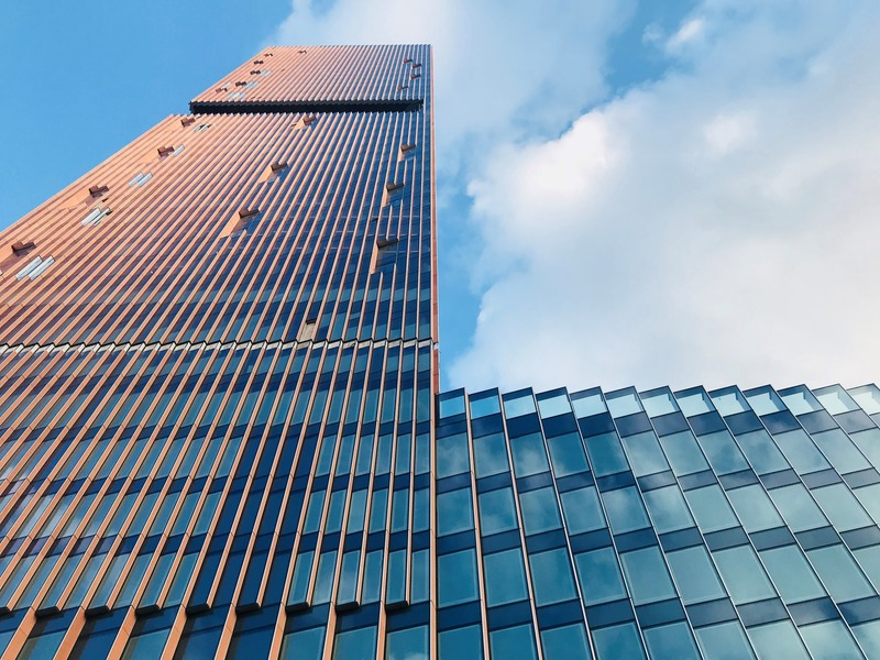 Dossier de presse | 1028-13 - Communiqué de presse | 2019 Shortlist Announced for ABB LEAF Awards - Arena International Group - Architecture industrielle - Manhattan Loft Gardens, London, UK - Crédit photo : SOM