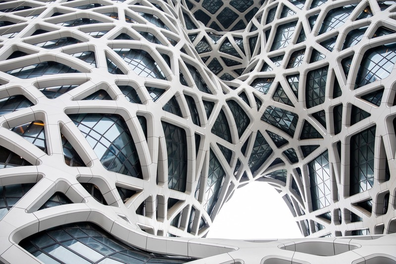 Dossier de presse | 1028-13 - Communiqué de presse | 2019 Shortlist Announced for ABB LEAF Awards - Arena International Group - Architecture industrielle - Morpheus Hotel, Cotai, Macau, China   - Crédit photo : Ivan Dupont