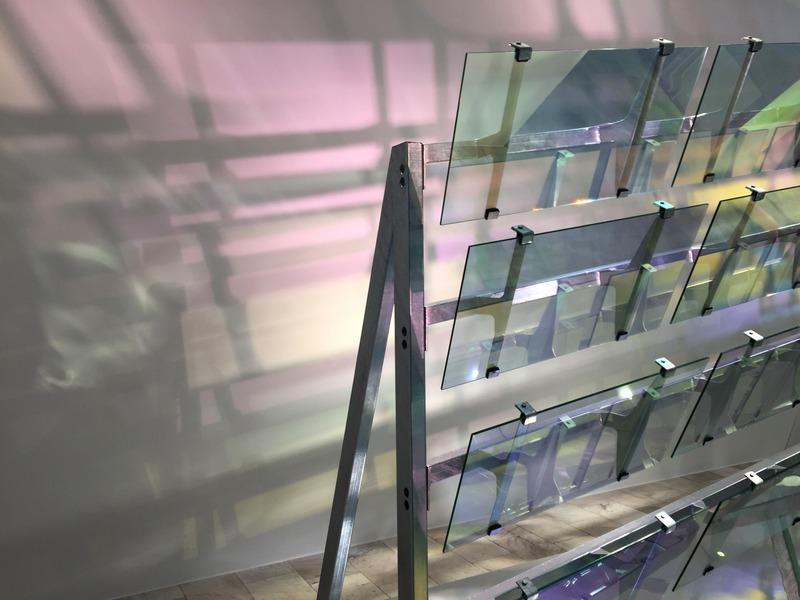 Dossier de presse | 1799-04 - Communiqué de presse | Architecture de la résonance - Ferrier Marchetti Studio - Évènement + Exposition - Installation - Crédit photo : Pauline Marchetti