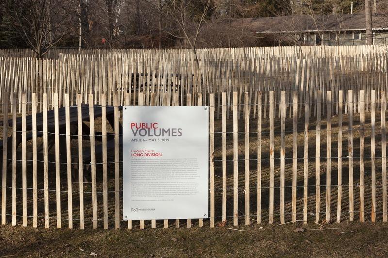 Press kit | 3882-01 - Press release | Long Division: Borders, Boundaries and Barricades - LeuWebb Projects - Art - Photo credit: Darren Rigo