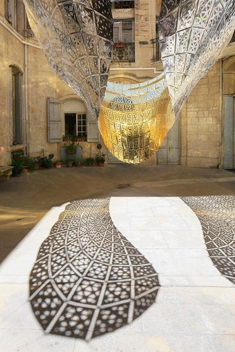 Dossier de presse | 982-44 - Communiqué de presse | Festival des Architectures Vives 2019 - La Beauté - Association Champ Libre - Design urbain - <p>Le Papillon d'Or - Cristina Nan, Dirce Medina Patatuchi, Carlos Bausa Martinez -Édimbourg, Ecosse / Londres, Angleterre</p><p> </p><p>Prix du public FAV 2019</p><p><br></p> - Crédit photo : ©photoarchitecture ©FestivaldesArchitecturesVives