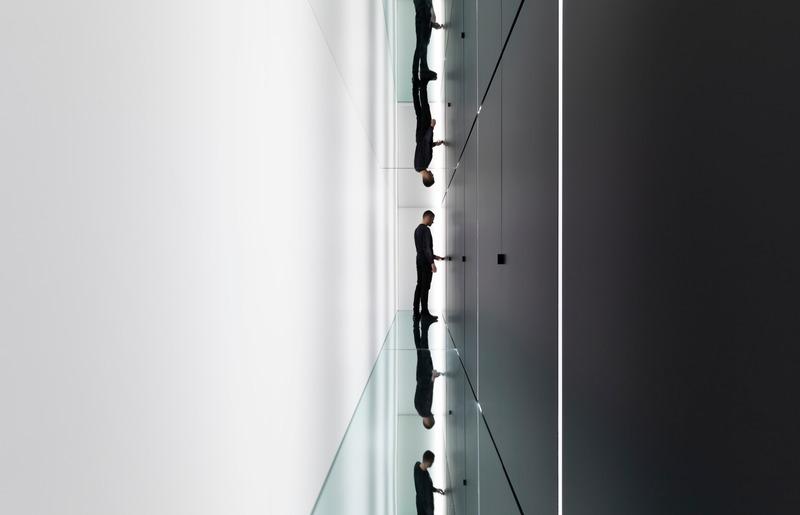 Dossier de presse | 937-02 - Communiqué de presse | Immeubles infinis : bâtiments dans un bâtiment - Jean-Maxime Labrecque Architecte - Art - Immeuble infini 1 - Crédit photo : Frédéric Bouchard