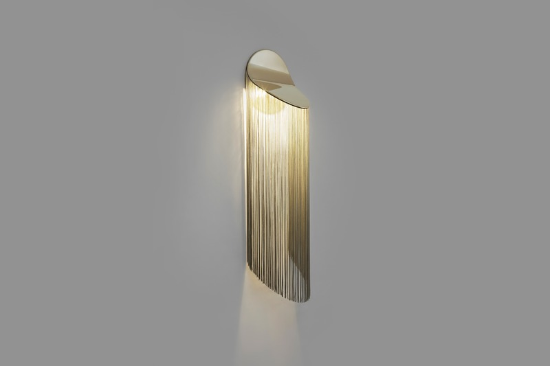 Press kit | 2375-03 - Press release | A Novel Lighting Brand Affirms its Global Presence With an Official Launch in France - Studio d'Armes - Lighting Design - Cé Wall - Photo credit:  Jean-Sébastien Sénécal